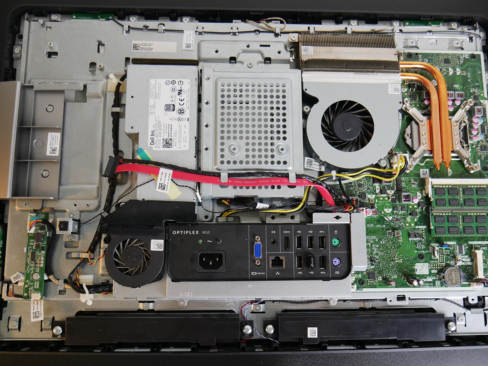Rozszerzenie komputera all in one