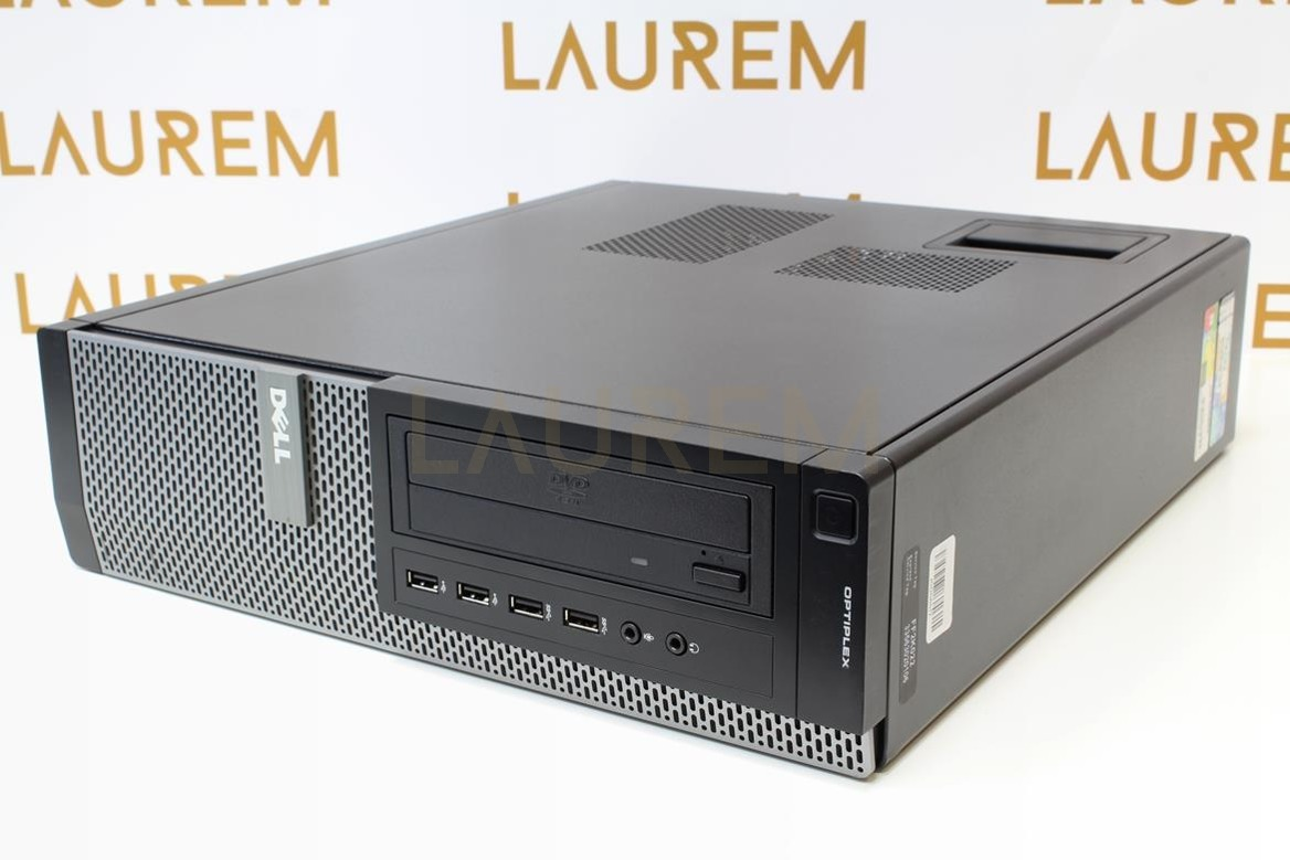 Dell Optiplex poleasingowy do biura