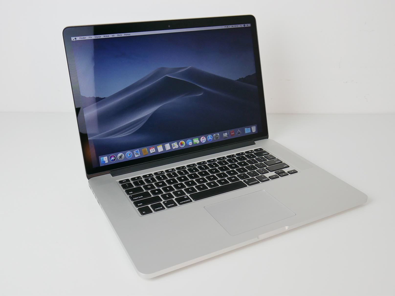 Poleasingowy MacBook Pro